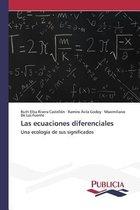 Las ecuaciones diferenciales