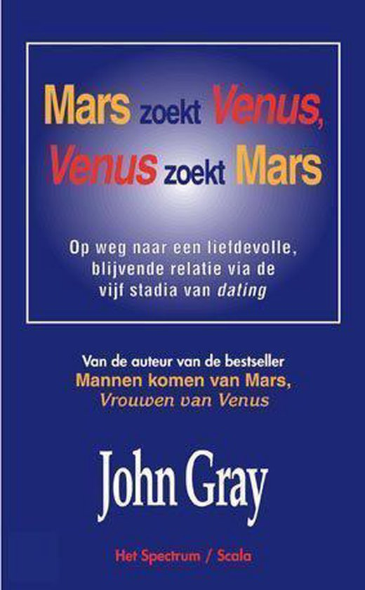 Mars zoekt venus, venus zoekt mars - John Gray |