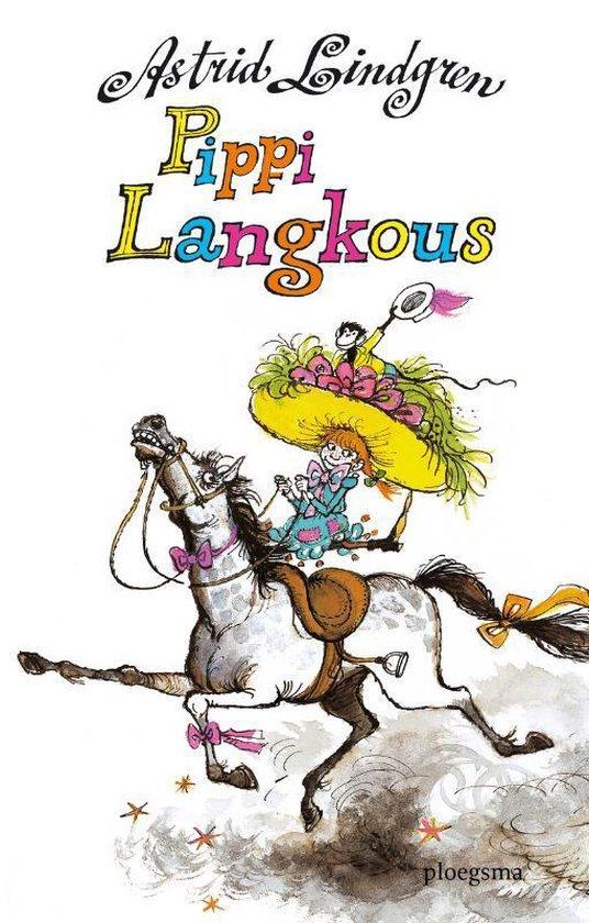Pippi Langkous - Astrid Lindgren | Fthsonline.com