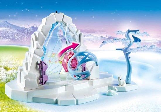 PLAYMOBIL Kristallen poort naar Winterland - 9471 - PLAYMOBIL