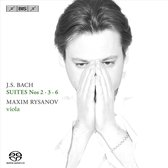 Maxim Rysanov Plays Bach Suites Ii