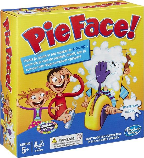 Pie Face - Actiespel