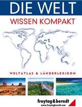 Die Welt - Wissen kompakt, Weltatlas und Länderlexikon