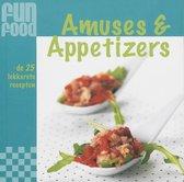 Funfood Amuses En Appetizers