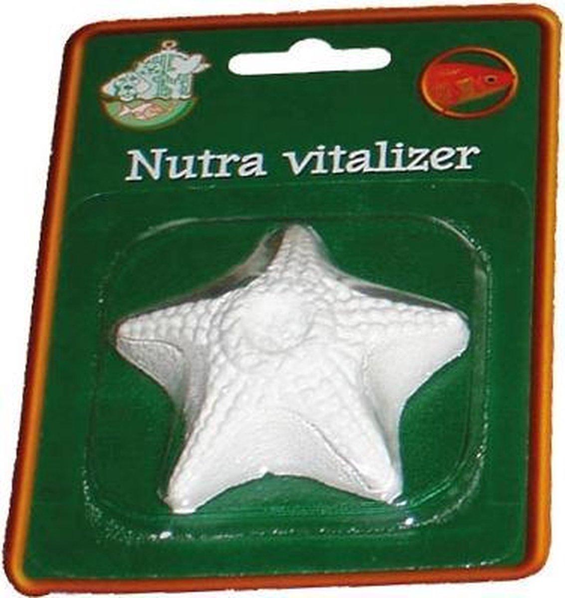 Nutra Vitalizer Zuurstofsteen - Aquarium Beluchting - 3 stuks - Merkloos