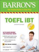 Boek cover TOEFL iBT with Online Tests & Downloadable Audio van Pamela J. Sharpe
