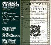 Zielenski: Opera Omnia Vol. 1-6