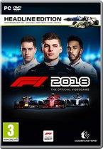 F1 2018 Headline Edition - PC
