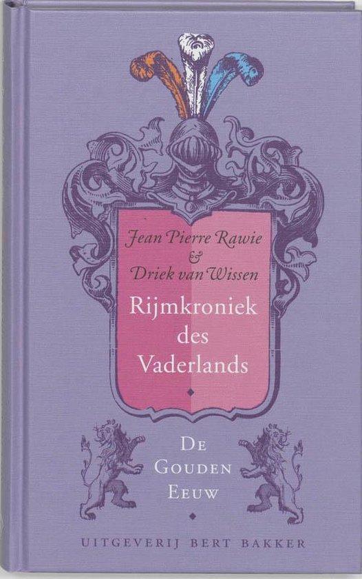 Rijmkroniek des Vaderlands - Jean Pierre Rawie pdf epub
