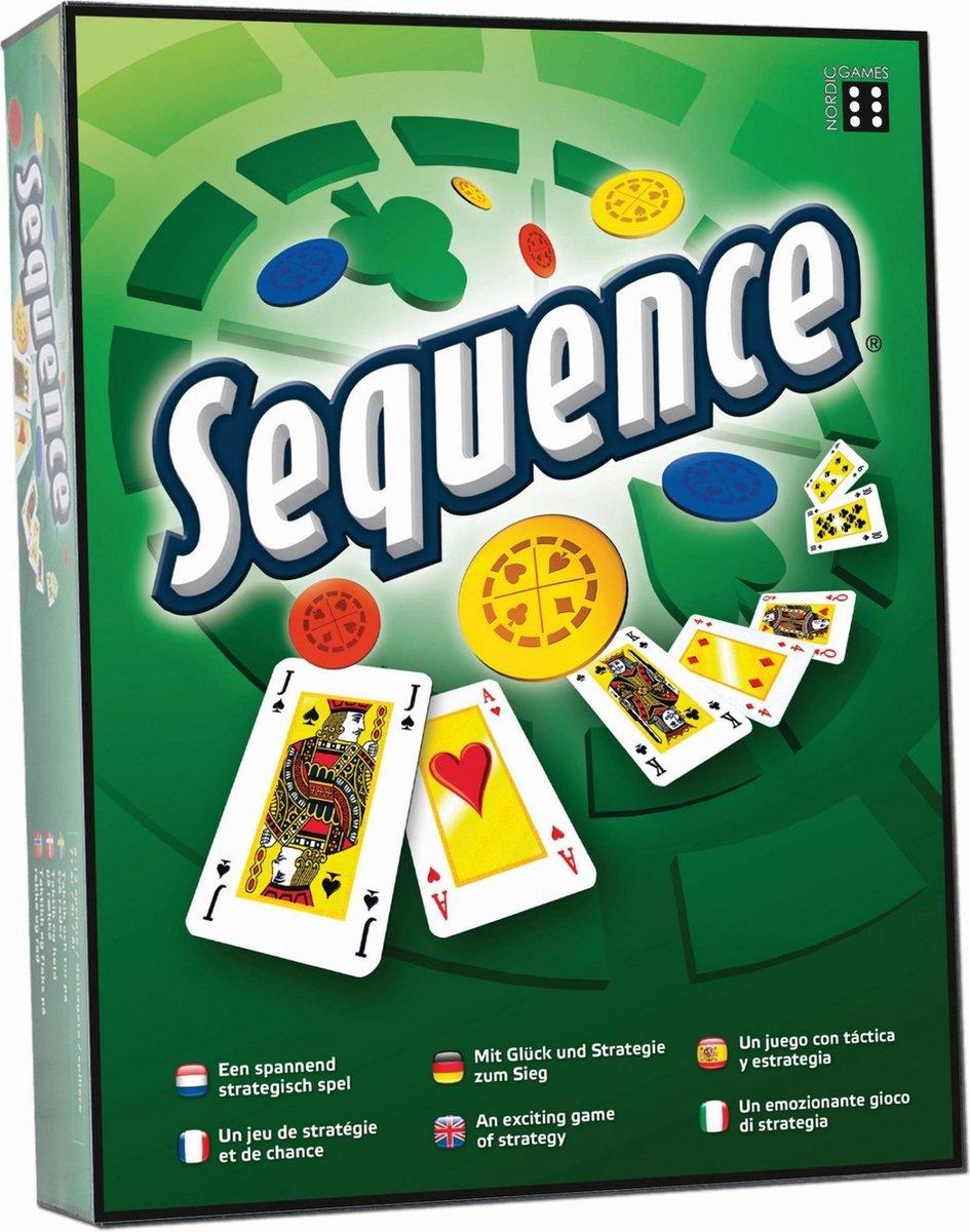 Sequence Classic - Bordspel - Family Games