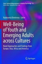 Well-Being of Youth and Emerging Adults across Cultures