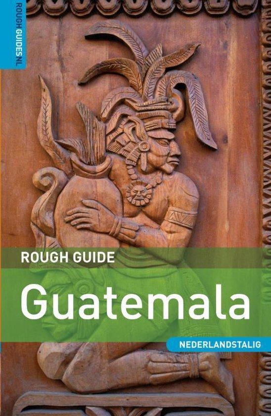 Rough Guide Guatemala - Iain Stewart |
