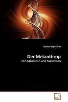 Omslag Der Metanthrop