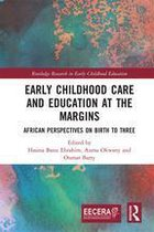 Omslag Early Childhood Care and Education at the Margins