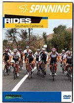 Spinning DVD -Rides: Soutern California