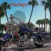 teNeues Harley Davidson Kalender 2017 incl. jaarposter