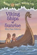 Boek cover Viking Ships at Sunrise van Mary Pope Osborne