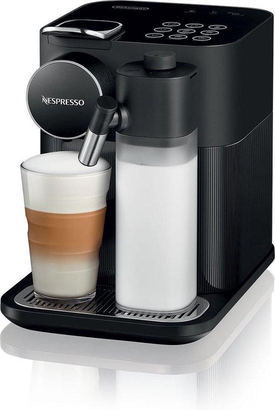 Nespresso De'Longhi Gran Lattissima Zwart