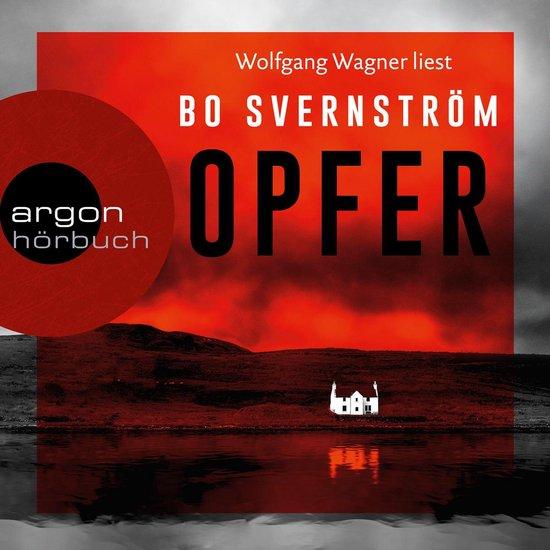 Boek cover Opfer (Ungekürzte Lesung) van Bo Svernström (Onbekend)