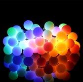 Gekleurde Feestverlichting LED - 100 Lampen - 10 m - Multi kleur