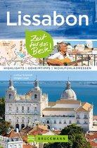 Boek cover Bruckmann Reiseführer Lissabon: Zeit für das Beste van Lothar Schmidt