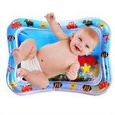 Baby Opblaasbare Waterspeelmat - Hoge Kwaliteit - Baby Trainer - Water Speelmat - Baby shower - Kraamcadeau - Water speel mat - Tummy time - Speelkleed Aquamat - Speelgoed - watermat