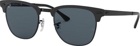 Ray-Ban RB3716 186/R5 Clubmaster zonnebril - 21mm