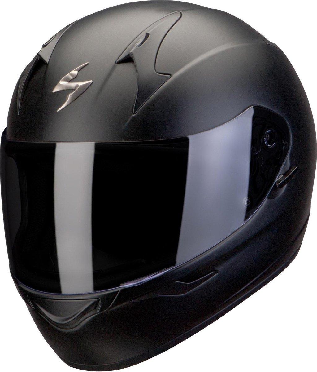 Scorpion EXO-390 Integraalhelm - Motorhelm - Mat Zwart - Maat M