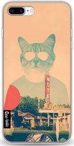 Casetastic Softcover Apple iPhone 7 Plus / 8 Plus - Cool Cat