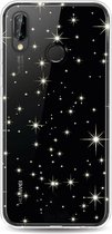 Huawei P20 Lite hoesje Stars Casetastic Smartphone Hoesje softcover case