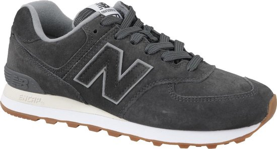 New Balance 574 Classics Sneakers - Maat 45.5 - Mannen - donker grijs