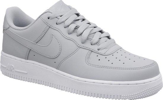 Nike Air Force 1 '07 - Sneakers - Grijs/Wit - Heren - Maat ...
