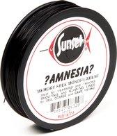 Midnight Moon Amnesia Lijn - Onderlijnmateriaal - 11.4 kg - Zwart