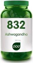 AOV 832 Ashwagandha (300 mg) - 60 vegacaps - Kruiden - Voedingssupplementen