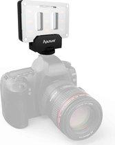 Aputure Amaran AL-M9 Mini TLCI / CRI 95+ LED Videolicht op camera Fotografie Verlichting Invullicht voor Canon, Nikon, Sony, DSLR-camera