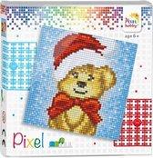 Pixelhobby set Kersthondje