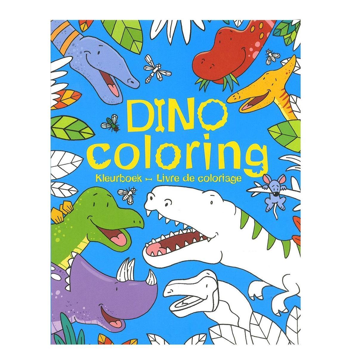 Dino Coloring - Kleurboek
