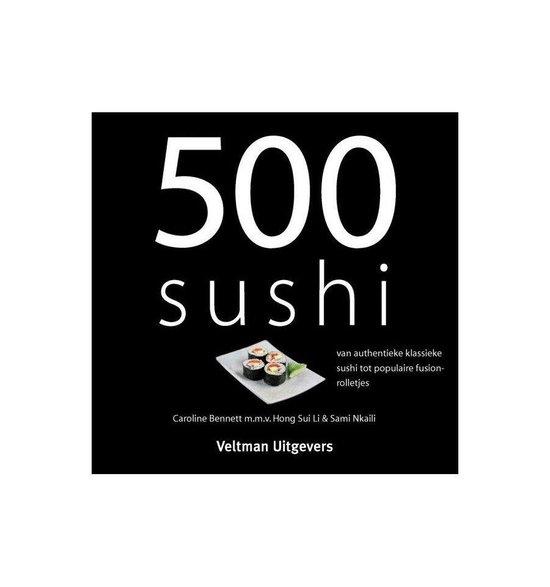 500 sushi - Caroline Bennett |