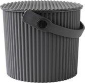 Hachiman - Omnioutil Bucket Mini - Grey