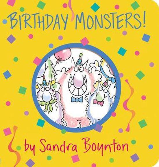 Birthday Monsters