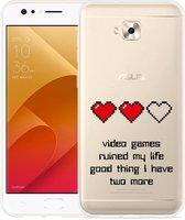 Asus Zenfone 4 Selfie ZD553KL Hoesje Gamers Life