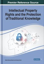 Omslag Intellectual Property Rights and the Protection of Traditional Knowledge