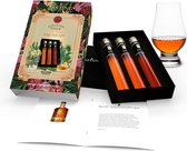 Tasting Collection Bacardi True Aged Rum Proeverij - 3 Tubes in Gift Box