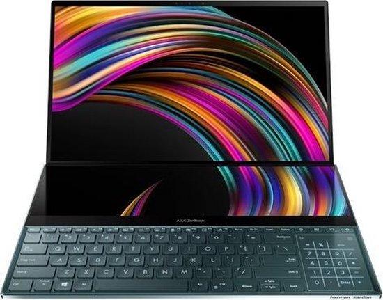 ASUS ZenBook Pro Duo UX581LV-H2018T - Laptop - 15.6 Inch