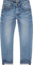 Raizzed Jongens Slim fit  Jeans - Mid Blue Stone - Maat 104