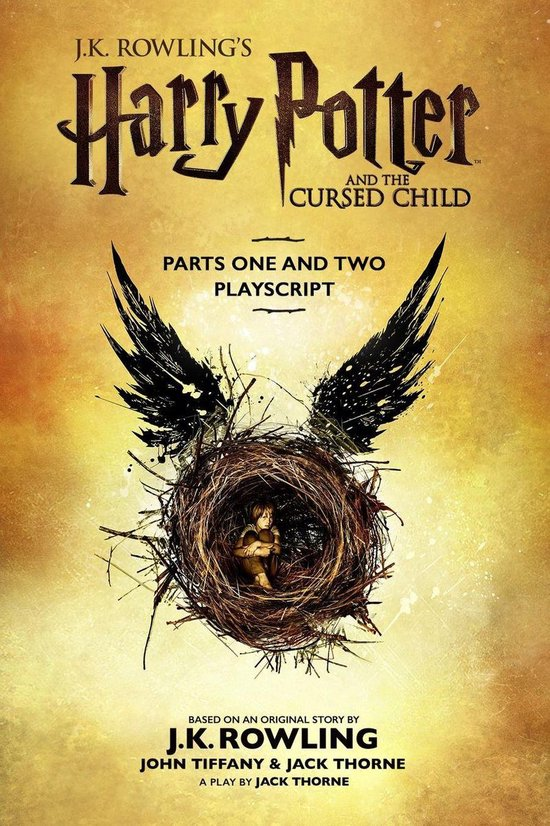 Afbeelding van Harry Potter - Harry Potter and the Cursed Child - Parts One and Two