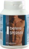 Betere Sperma - 60 stuks - Stimulerend Middel