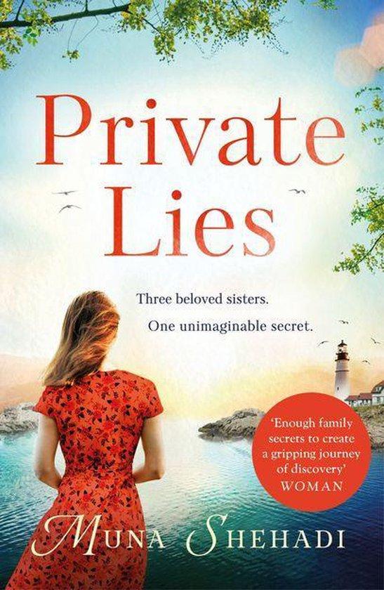 Boek cover Private Lies van Muna Shehadi (Onbekend)