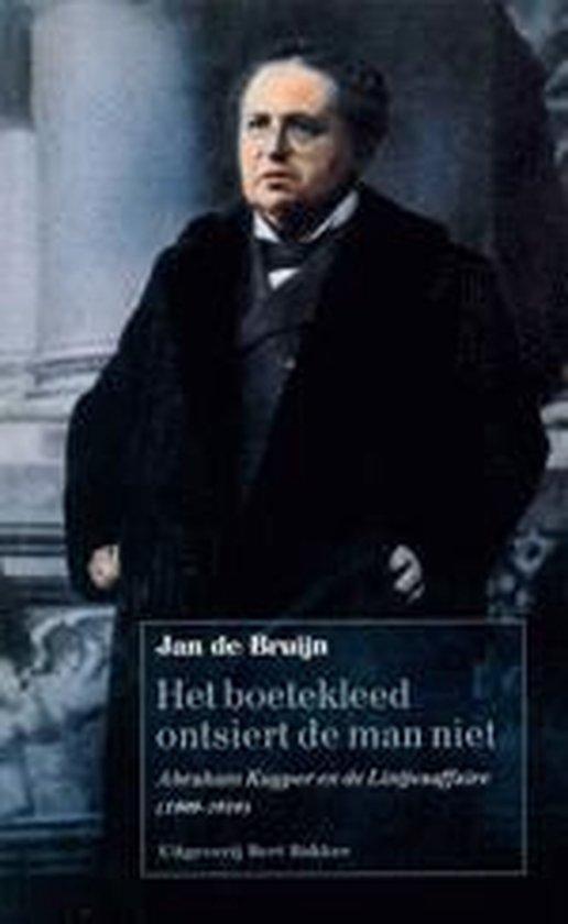 Het boetekleed ontsiert de man niet - J. de Bruijn  