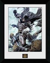 BATMAN - Collector Print 30X40 - Scarecrow